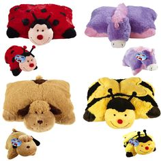 Pillow Pets $9.97 at CollectionsEtc.com (were: 19.99)