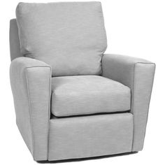Little Castle - Monaco ii Glider Recliner - Posh Tots furniture detail image