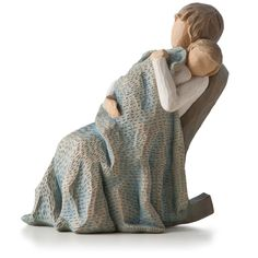 Willow Tree ® sculptures, angels and figurines from are designed by Susan Lordi to represent the qualities and sentiments that make us feel close to others. Willow Tree ® products make wonderful gifts. Thing 1, Willow Tree Engel, Willow Tree Figures, Body Gestures, Tree Quilt, Quilt Art, Tree Sculpture, Family Sculpture, Pottery Sculpture