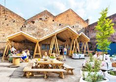 Zig-Zagging Constellations Bar Rocks Urban Rehabilitation in Liverpool's Arts…