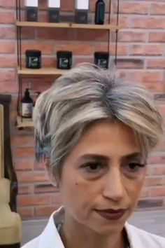 You are in the right place about short grey hair with lowlights Here we offer you the most beautiful Short Hairstyles Over 50, Short Layered Haircuts, Short Hairstyles For Women, Cool Hairstyles, Medium Hairstyles, Short Highlighted Hairstyles, Short Hair Cuts For Women Over 50, Short Pixie Cuts, Short Hair Over 50