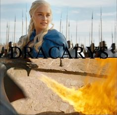 A Dragon is not a slave. Best scene ever.