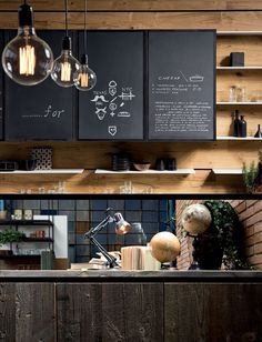 Kitchen with peninsula without handles FACTORY | Kitchen with ...