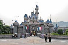Disney Land - Hong Kong