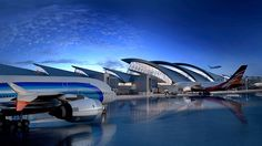 Tom bradley Intl Airport