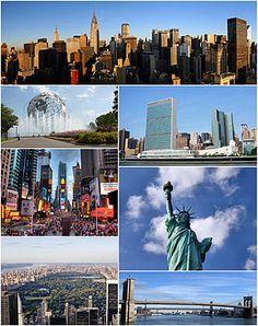 new york pakkerejse