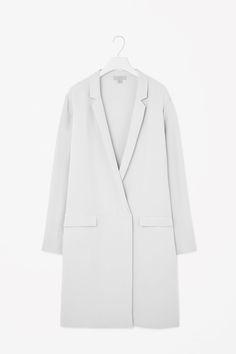 COS | Long silk jacket