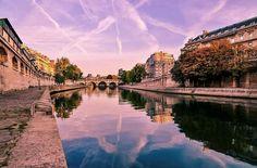 PARIS LES quais de Seine