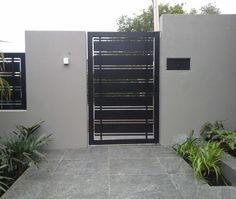 Uw droompoort? Vraag vrijblijvend een offerte voor uw poort op maat bij www.emts.be!  driveway gates | Pedestrian Gate and Security Intercom...