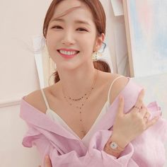 [New] The Best Fashion (with Pictures) This is the 10 best fashion today. According to fashion experts, the 10 all-time best fashion right now is. Korean Actresses, Korean Actors, Cute Korean, Korean Girl, Sulli Choi, Korean Accessories, Park Min Young, Jennie Kim Blackpink, Types Of Girls