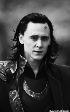 Loki (Tom Hiddleston) - would also make a gorgeous Seethlaw (dwenda) from The Steel Remains. #TheSteelRemainsBookcasting