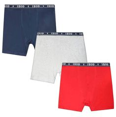 8eeefb4d5b5b IZOD Men's Big & Tall Boxer Briefs (3-Pack) #fashion #clothing #shoes  #accessories #mensclothing #underwear (ebay link)