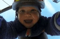 GoPro Attached A Camera To A Baby On A Swing And It's Actually TooMuch