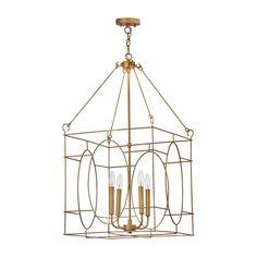 Shop Lighting, Chandelier Lighting, Chandeliers, Gold Home Decor, Mediterranean Home Decor, Spanish Style, Pendant Lamp, Light Fixtures, Ceiling Lights