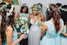 Real Bride in Nora #lovemarley