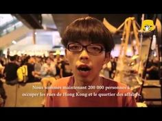 Please consider signing this petition in support of pro-democracy protesters in Hong Kong. The Chinese government needs to know that the world is watching.