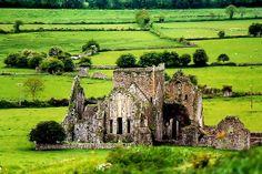 Ruins, St. Patricks, Ireland