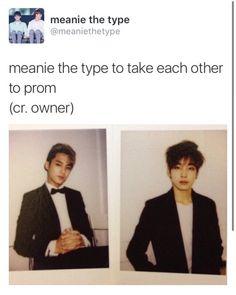 Mingyu and Wonwoo