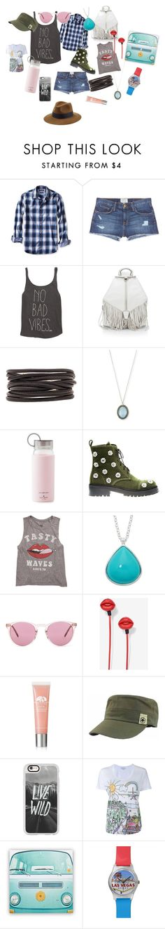"""on the road"" by mariyushka on Polyvore featuring мода, Banana Republic, Current/Elliott, Billabong, Rebecca Minkoff, Isabel Marant, Armenta, Kate Spade, Anouki и Liz Claiborne"