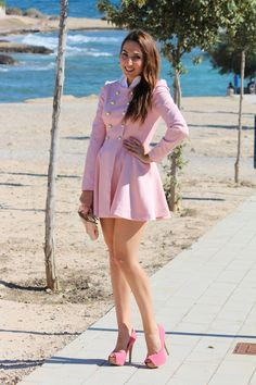 Estilo Stiletto: Coat/dress