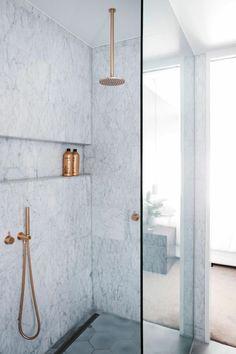 Las 29 mejores imágenes de Baño marmol | Bathtub, Luxury bathrooms y ...