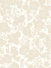 Garden (Cream) Tile Removable Wall Paper- right out of Athens, GA!!!