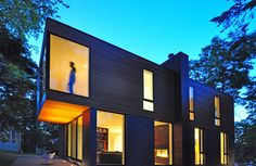 The Nexus House designed by Johnsen Schmaling Architecture.