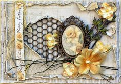 Life's little Embellishments: Happy Easter ***Maja Design***