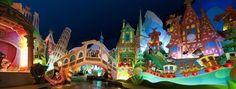 "Disneyland Paris Rides | ""it's a small world"""