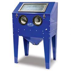 JobSmart® Benchtop Abrasive Blasting Cabinet, 32 lb. Capacity ...