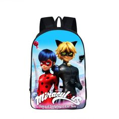 Anime School Bag Backpack