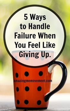 Failure doesn't have