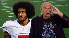 Jesse Ventura salutes Colin Kaeperkick's national-anthem protest