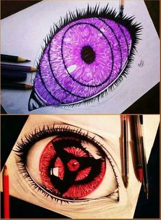 Kakashi/Obito Mangekyou and the Rinnegan ohhhhh this has inspired me to do FMA and black butler