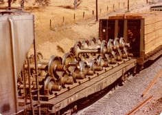 https://flic.kr/p/d4G8uw | ATSF 198176 | A Santa Fe wheel car, taken at the Tehachapi Loop.