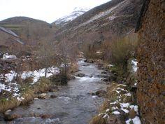 La Cueta. Hacia donde nace el rio Sil...  Asturias  . España
