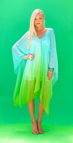 Lotta Stensson Obre' Diamond Poncho! Poncho comes in Yellow/Pink colors as well... #lottastensson #lottanyc #fashion #beachwear #resortwear #lottalove