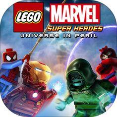 LEGO® Marvel Super Heroes : Univers en péril par Warner Bros.