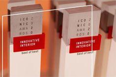 STEININGER - GEWINNER DER ICONIC AWARDS 2020 - Steininger Innovation, Awards, Design, Joie De Vivre