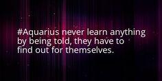 Aquarius fact