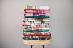 Groupon - Cozy Plaid Blanket Scarf. Groupon deal price: $12.99