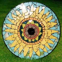 SUNFLOWER MOSAIC - Google Search