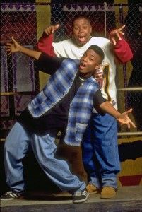 Kennan and Kel. Watched the show sometimes but I wasnt a fan of neither them nor the show.