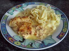 Zwiebel-Sahne Hähnchen, ein sehr leckeres Rezept aus der Kategorie Geflügel. Bewertungen: 343. Durchschnitt: Ø 4,5.