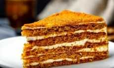 Рецепты Honey Cake, Cake Business, Cake Recipes, Bacon, Food And Drink, Cooking Recipes, Sweets, Breakfast, Thermomix