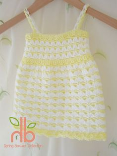 Ravelry: Parquet Spring Dress pattern by HappyBerry