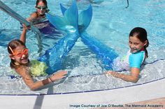 The Mermaid Academy Makes A Splash In Kissimmee - Things To Do - Experience Kissimmee - Orlando Florida Area - Fun Family Events - Kissimmee