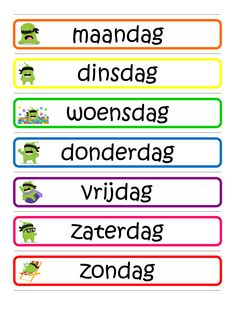 Dagen en maanden met de monstertjes van ClassDojo - Downloadbaar lesmateriaal - KlasCement High School Counseling, High School Classes, High School Students, School Classroom, Classroom Management Techniques, Effective Classroom Management, Classroom Management Strategies, Teaching Reading, Teaching Kids