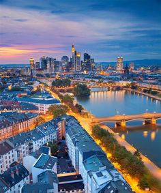 Book cheap flights to Frankfurt from London now. Get UK to Frankfurt flights from all UK airports. Reserve your cheapest Frankfurt flights & fly now. Places Around The World, The Places Youll Go, Travel Around The World, Places To See, Around The Worlds, Beautiful Places To Visit, Wonderful Places, Places To Travel, Travel Destinations