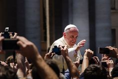 70% of Americans View Pope Francis Favorably.